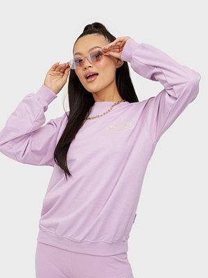 Missguided Oversized Sweatshirt Graphic