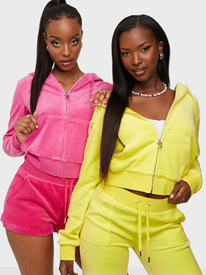 Juicy Couture Cotton Rich Robertson Hoody