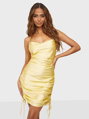 Bardot Mini Rouched Dress