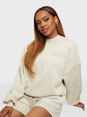 NLY Trend Chunky Printed Sweat