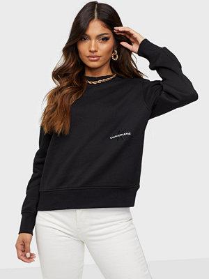 Calvin Klein Jeans Off Placed Monogram Crew Neck