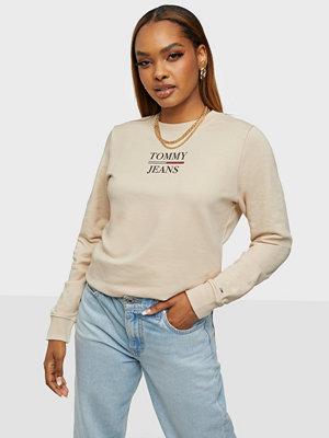 Tommy Jeans TJW Slim Terry Logo Sweatshirt