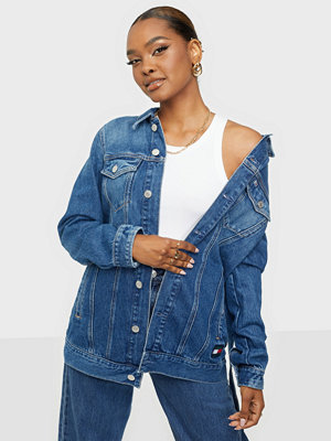 Tommy Jeans Long Belted Truck Jk Ae736 Smbr