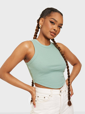 NLY Trend Own It Rib Top