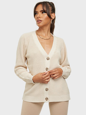 Selected Femme SLFEMMY LS KNIT BUTTON CARDIGAN B