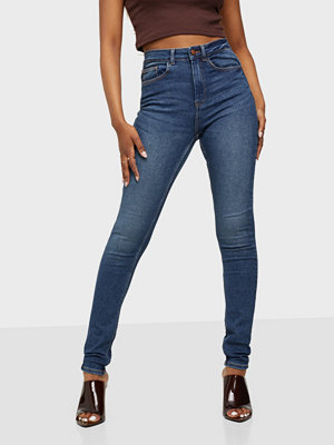 Jeans - Pieces PCHIGHFIVE FLEX V313 SKN MB-VI/NOOS