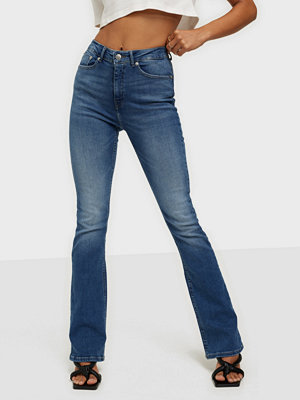 Jeans - Only ONLPAOLA LIFE HW FLARED AZG0007 NOO
