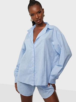 Neo Noir Sonya Chambray Shirt