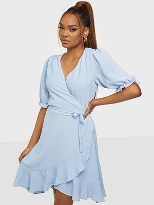 Glamorous Square Neck Midi Dress