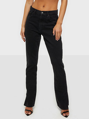 Jeans - NLY Trend Cheeky Fit Slit Denim