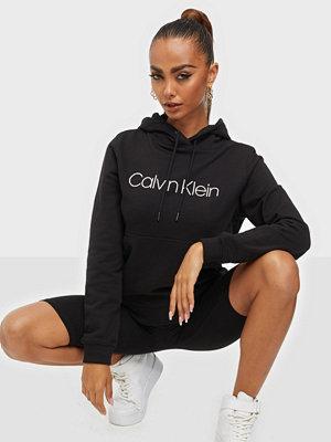 Calvin Klein CORE LOGO LS HOODIE