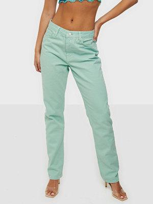 Jeans - NLY Trend Low Waist Fit Denim