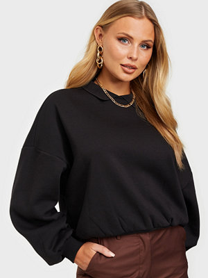 NLY Trend Chunky Collar Sweat