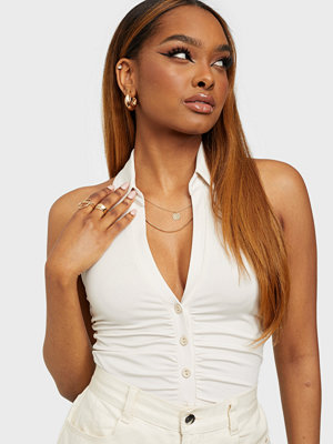 NLY One Collar Halterneck Body