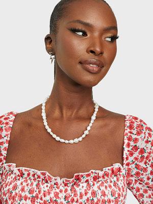 Blue Billie smycke Irregular Pearls Necklace