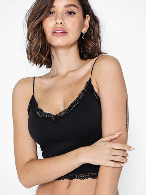 Only ONLVICKY  LACE SEAMLESS CROPPED TOP
