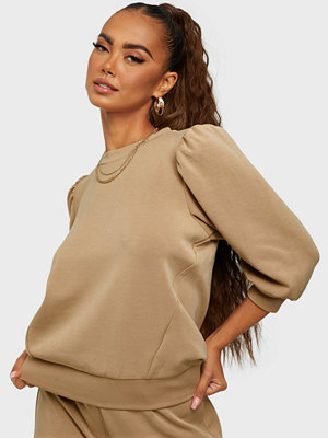 Selected Femme SLFTENNY 3/4 SWEAT TOP NOOS