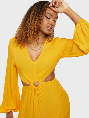 NLY Trend Ring Detail Dress