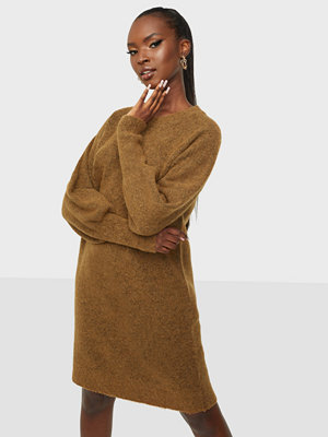 Selected Femme SLFSIF KAYA LS KNIT DRESS O-NECK B