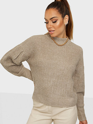 NLY Trend Puff Up Sleeve Knit Sweater