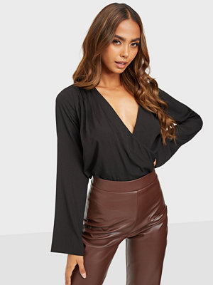 NLY Trend Drapy Front Blouse