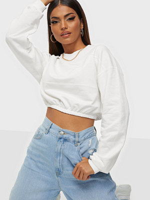NLY Trend Athletic Cropped Sweat