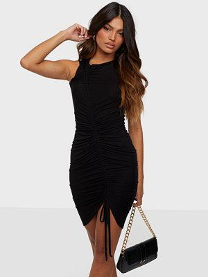 NLY One Asymmetric Drawstring Dress