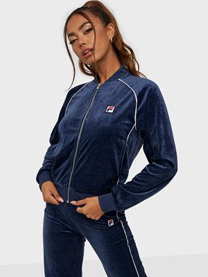 Fila WOMEN CHAN velvet track jacket