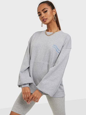 Missguided Coord Oversized Sweatshirt