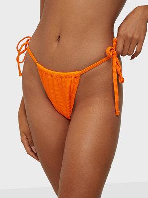Missguided Rib Minimal Bikini Bottom
