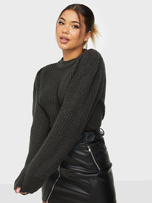 Noisy May NMDOLLIE L/S O-NECK KNIT NOOS