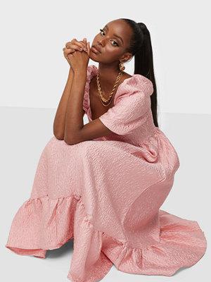 Glamorous Texture Midi Dress