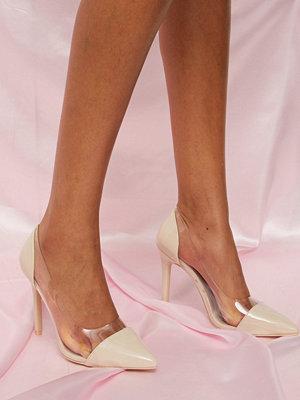 NLY Shoes Vapor Stiletto Pump