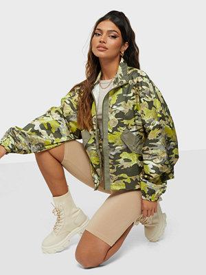Nike W NSW WVN AOP JKT P&G