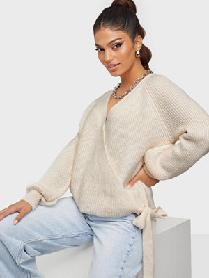 Only ONLMIA L/S WRAP CARDIGAN KNT NOOS