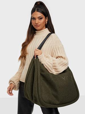Day Et väska Day Woolen Mega Shopper