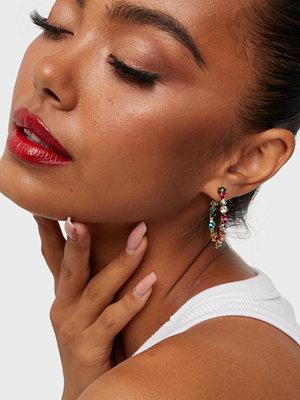 Caroline Svedbom smycke ANTONIA LOOP EARRING