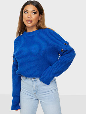 co'couture Rowie Button Knit