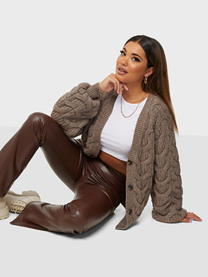co'couture Jennese Cable Cardigan