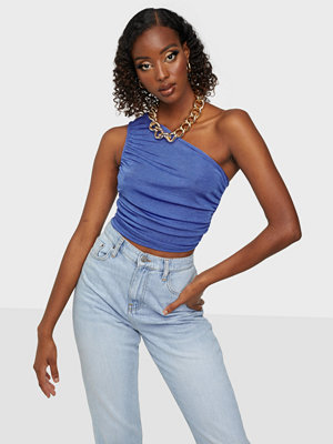 NLY One One Shoulder Crop Top