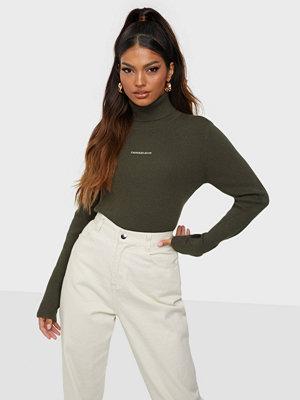 Calvin Klein Jeans MICRO BRANDING ROLL NECK SWEATER