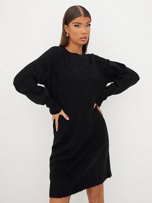 Selected Femme SLFLULU LS KNIT DRESS O-NECK B NOOS