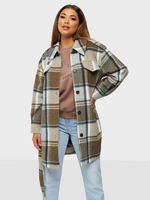 co'couture Maximilian Check Shirt Jacket