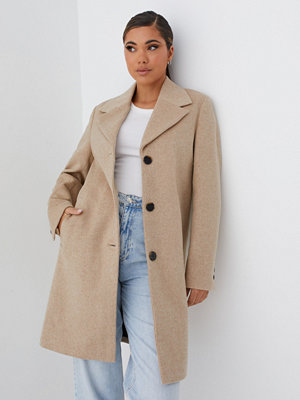Selected Femme SLFNEW SASJA WOOL COAT B NOOS