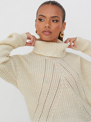 Jacqueline de Yong JDYCORY JUSTY L/S ROLLNECK PULLOVER