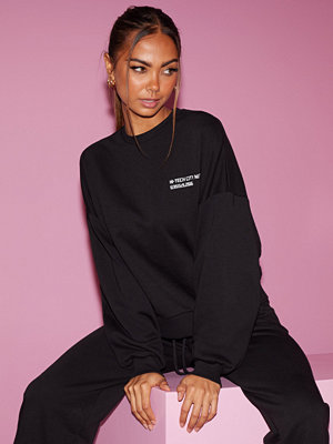 NLY Trend Oversize Embroidered Sweat