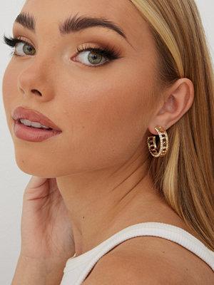 Pieces smycke PCKATINKA HOOP EARRINGS
