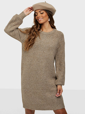 Only ONLZOLTE L/S DRESS CC KNT