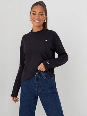 Champion Reverse Weave Long Sleeve Crewneck T-Shirt