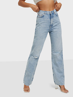 Tommy Jeans JULIE UHR STRGHT BE811 SVFLBRGD